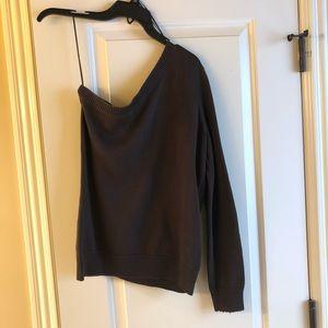 Michael Kors one shoulder sweater
